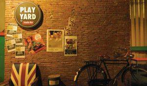 แนะนำร้านเพลย์ยาร์ดบายสตูดิโอบาร์ (Play Yard by Studio Bar)